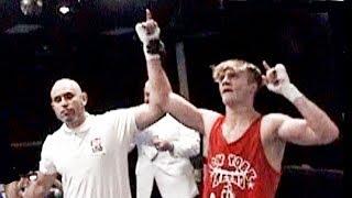 Nikita Ababiy : New York Metro Boxing 2018 : Mike Passade. 165 lb. 3 rounds