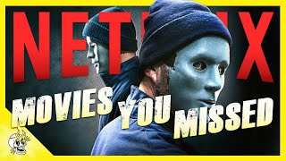 20 Hidden Gem NETFLIX Movies You (Almost) Definitely Missed | Flick Connection