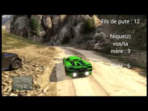 Un Français qui ragequit après un gros rage sur GTA 5 thumbnail