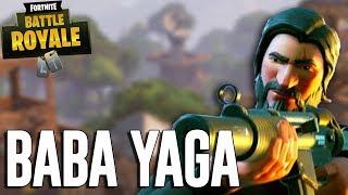 Baba Yaga! - Fortnite Battle Royale Gameplay - Ninja