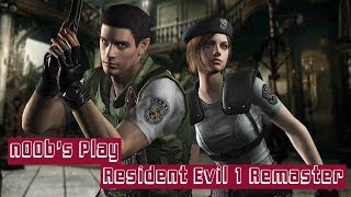 nOOb's Play - Resident Evil Nintendo Switch Remaster