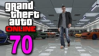 Grand Theft Auto 5 Multiplayer - Part 70 - Introducing the Z-Type (GTA Online Let's Play)