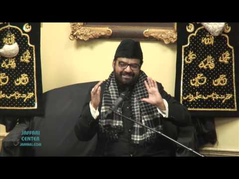 Maulana Abid Bilgrami 14 Safar 1437:2015 Majlis
