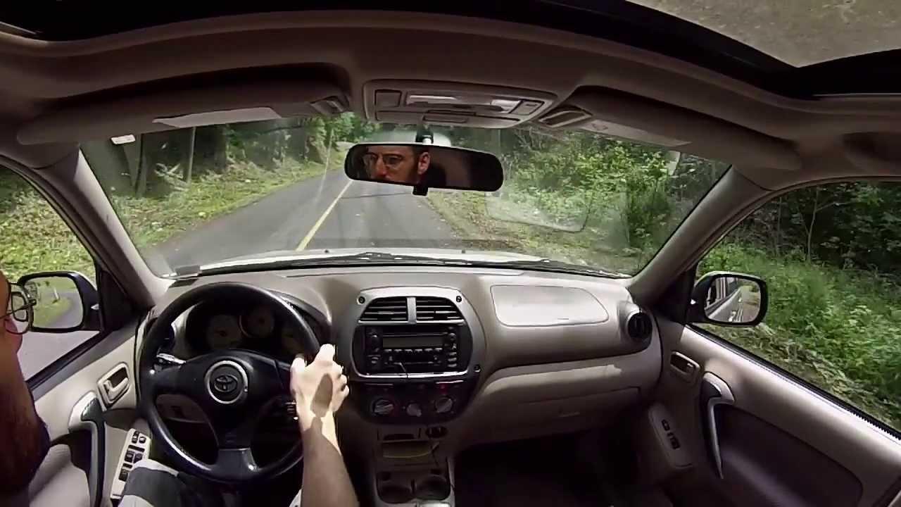 Regular Car Reviews 2002 Toyota Rav 4 YouTube