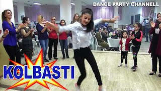 Kolbastı Hoptek türk kızı oyunu. Kolbasti turkish girl dance