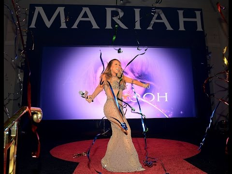 Caesars Palace Welcomes Mariah Carey to Las Vegas!