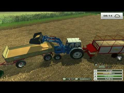 Farming sim Saturday Starting the Old family farm on hard