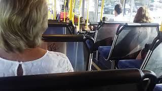 Brisbane Transport Bus C1844 (Volvo Volgren B7RLE CR228L Part 2)