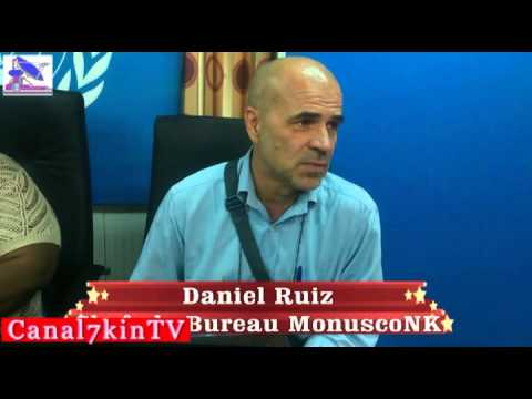 Réaction de Chef de bureau Monusco Nord-Kivu sur les Elections 2016 en RDC