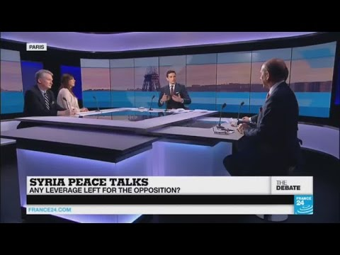Syria peace talks: any leverage left for the opposition? (part 1)