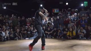 Thesis vs Dol [top 16] // .stance x UDEFtour.org // Freestyle Session 2016 World Final