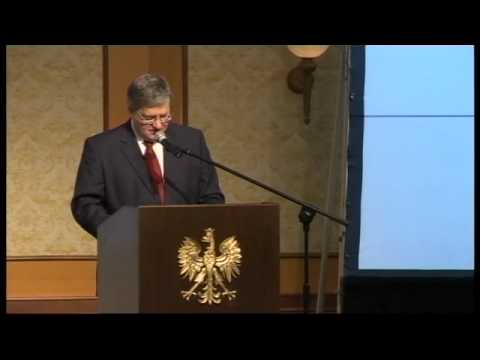 Address by: Bronisław Komorowski - President of the Republic of Poland