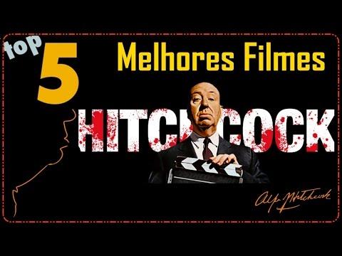TOP 5 - Melhores Filmes de Alfred Hitchcock