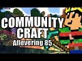 CommunityCraft #85 - 150 man op de SERVER!?