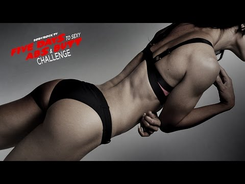 Sexy Butt & Abs | Day 1 video