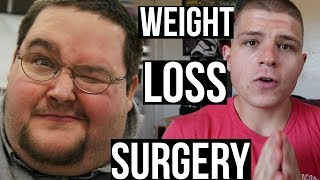 Boogie2988 Getting Weight Loss Surgery (My Response)