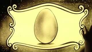 Buona Pasqua! Happy Easter! - Sand animation di Paola Saracini