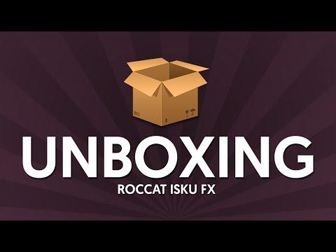 UNBOXING #2 - ROCCAT™ - Klawiatura ROCCAT Isku FX.