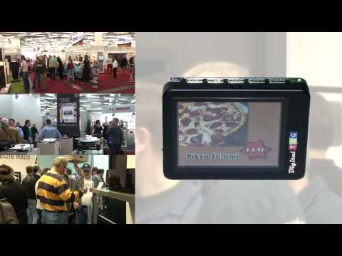 Image-Film: Digital Tag - Mobiler Digital Signage Player (AVI, JPEG, MP3)