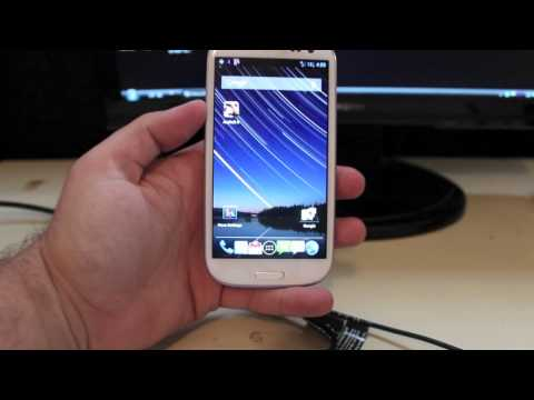 Galaxy Note II. Galaxy S III Official Samsung MHL Adaptor HDMI out [Full Review]