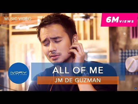 JM De Guzman - ALL OF ME (John Legend original)