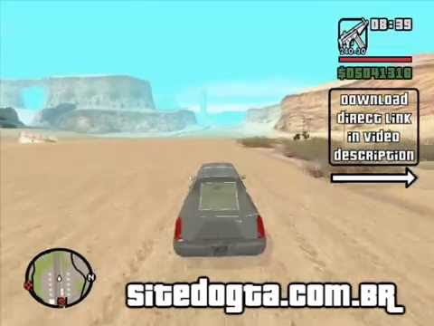 Cadillac DTS 2008 Hearse GTA San Andreas Car Video