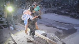Rescue operations underway in deadly Guatemala volcano