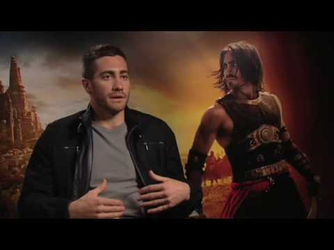 Jake Gyllenhaal talks Prince Of Persia Video
