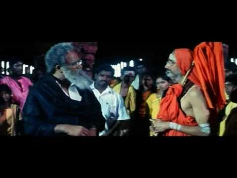 Atheist rationalist Scene From The Tamil Movie Kadhal Kadhai video