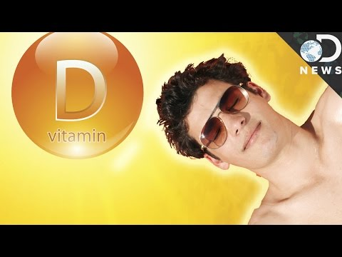 How Does Our Skin Turn Sunlight Into Vitamin D?
