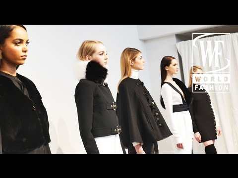 Rachel Zoe Fall-Winter 15-16 Collection Presentation New York