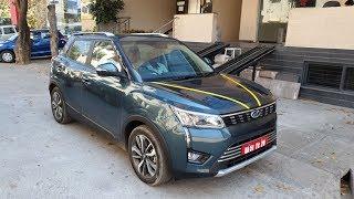 Mahindra XUV300 vs XUV 500 vs Marazzo Colors in Outdoor&Indoor Driving Exterior&Interior