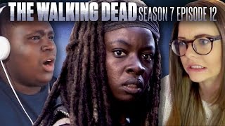 "The Walking Dead: #Richonne ""Say Yes"" Fan Reaction Compilation!"