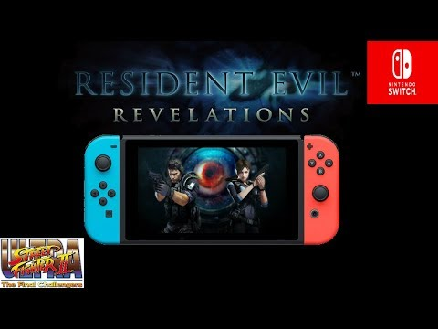 Resident Evil Revelations 1-2 Announced After The Success Of Ultra Street Fighter 2. Interesting