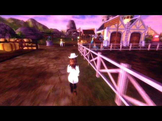 Star stable funny horse flying glitch
