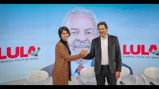 Debate com Lula - Haddad, Gleisi, Manuela e Gabrielli