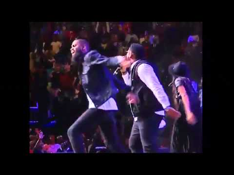 Tye Tribbett - Worship Medley (I Love You forever/Glory To God)- Live at The Potters House -