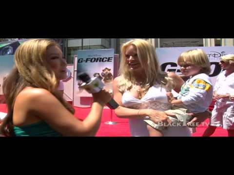 G-Force: Red Carpet - Gena Lee Nolin