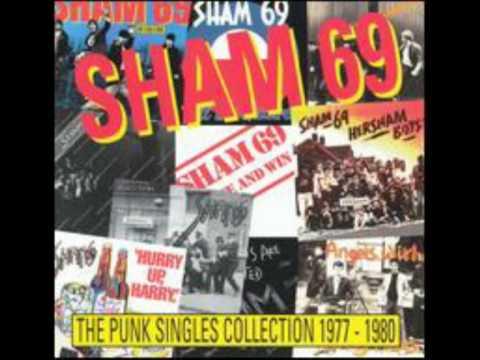 Sham 69 - Sunday Morning Nightmare