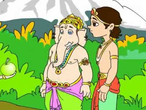 Panchatantra Stories-tales-stories For Children-bala Ganesh Stories-ganesh Stories-hindi Stories video