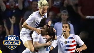 Aly Wagner: USWNT continues to dominate in World Cup Qualifying | 2018 CONCACAF Women's Championship