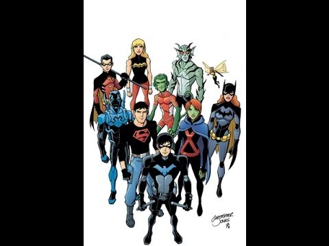 Justice Live Show Young Justice Live Show