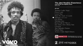Watch Jimi Hendrix Message To Love video