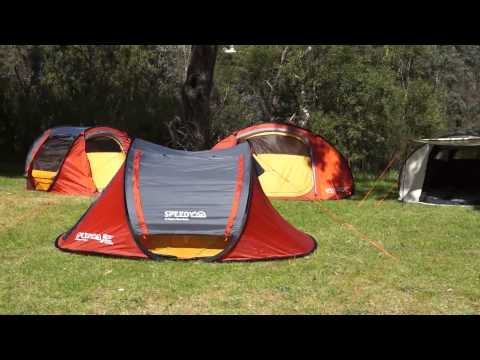 Explore Planet Earth Speedy Tent Range
