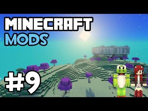 TRAICIONES Y DESAMORES | Minecraft Serie Mods Ep.9