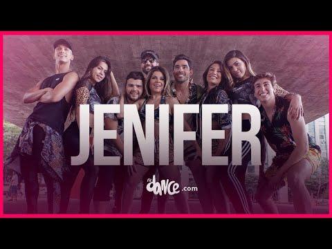 Jenifer - Gabriel Diniz  FitDance TV Coreografia Dance