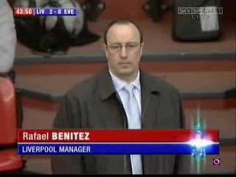 Rafael Benitez: The Magician