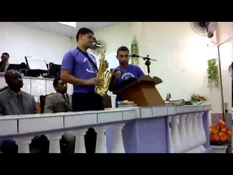Move As Aguas Senhor (leandro Solo De Sax) video