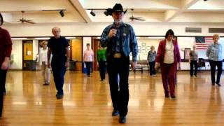 Big Blue Note ( Line Dance ) Walkthrough.wmv