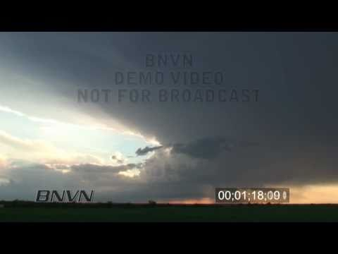 5/26/2010 Time lapse Super Cell Thunderstorm